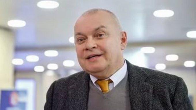 Телевизионный ведущий Дмитрий Киселев может покинуть ВГТРК