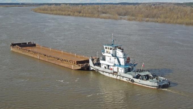 ВАлтайском крае вдвое увеличили финансирование судоходства