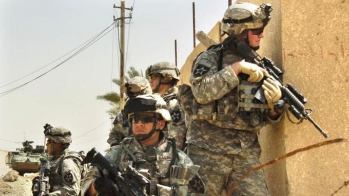 Нанеподходящую форму для военных Пентагон потратил 94 млн. долларов