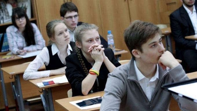 ЕГЭ порусскому языку несдали 0,5% выпускников