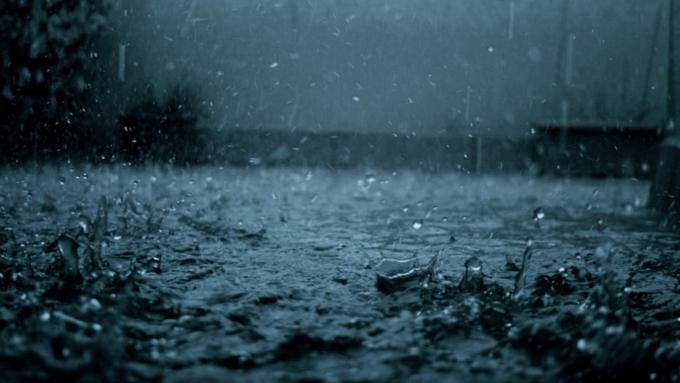 Вдальнейшем дожди наЗемле будут идти вечно