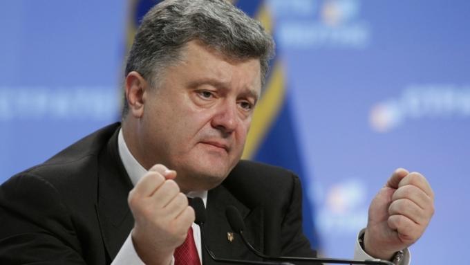 Петр Порошенко продолжает думать обукраинских флагах вКрыму