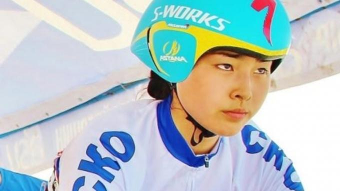 Предпосылкой смерти казахстанской велогонщицы Ахметовой стал тепловой удар