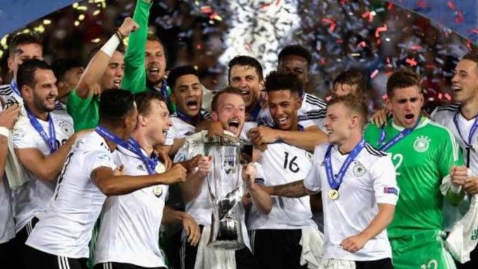 Сборная Германии выиграла Кубок конфедераций