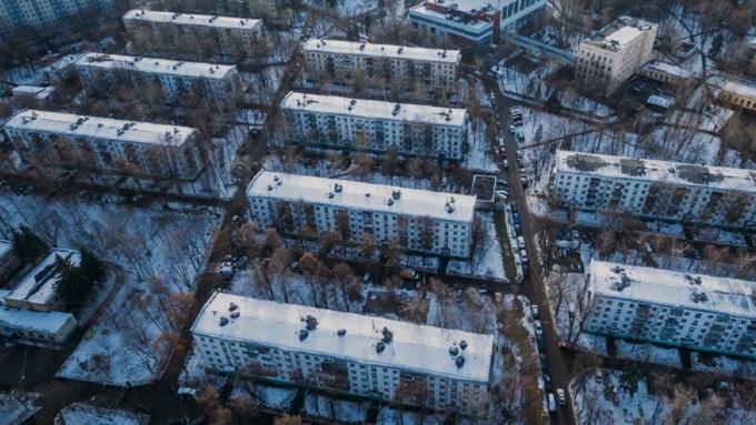 Жителей столицы изсносимых пятиэтажек заставят платить налоги зановое жилье