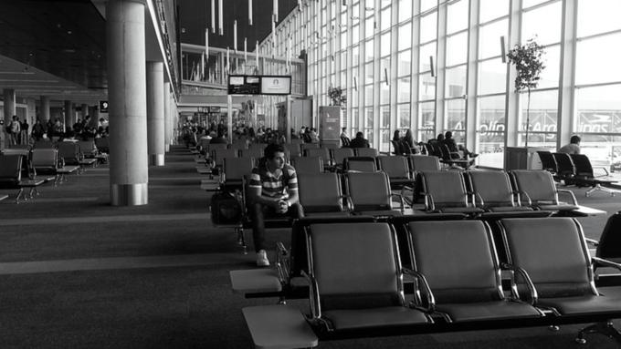 Утром 13июля туман частично парализовал работу аэропорта вБарнауле