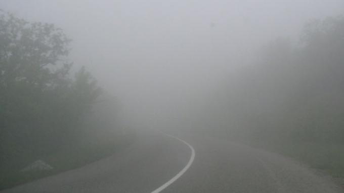 Густой туман недал нескольким самолетам приземлиться вБарнауле