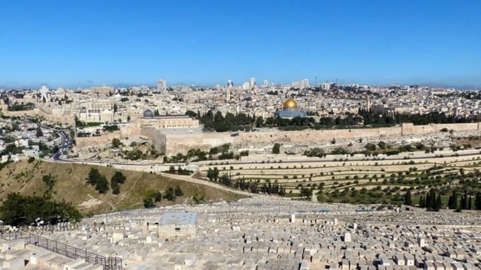 При стрельбе вИерусалиме пострадали три человека