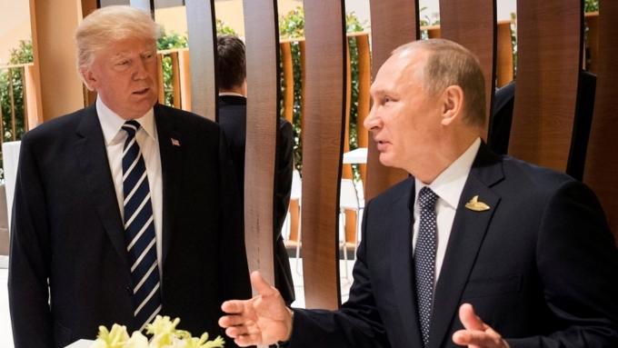 Трамп объявил, что обсуждал сПутиным вопросы усыновления
