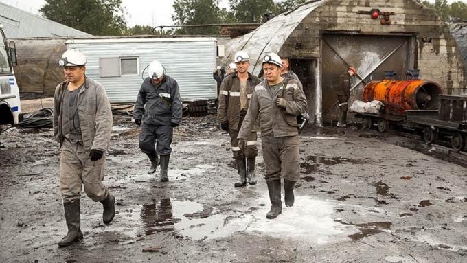 Нашахте вКемеровской области произошел взрыв