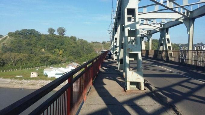 200 млн руб. истратят на чистку иперекраску нового моста вБарнауле