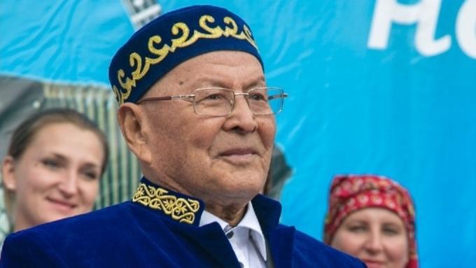 Единственный вмире тезка Барнаула празднует 85-летие