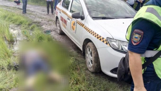 СКвозбудил уголовное дело пофакту убийства таксиста вНовоалтайске