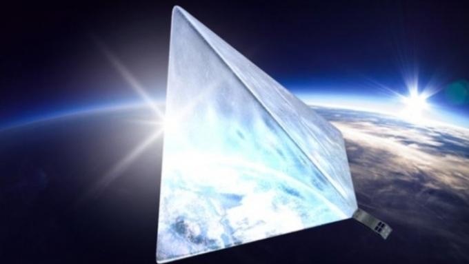 Русский  «народный» спутник «Маяк» сломался наорбите