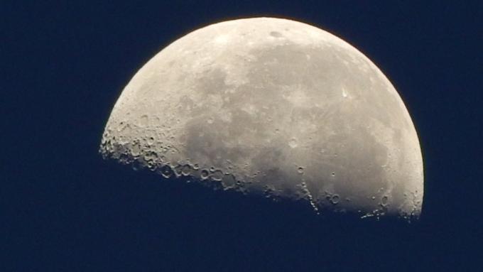 Жители России  несмогли увидеть поток Персеид из-за убывающей Луны