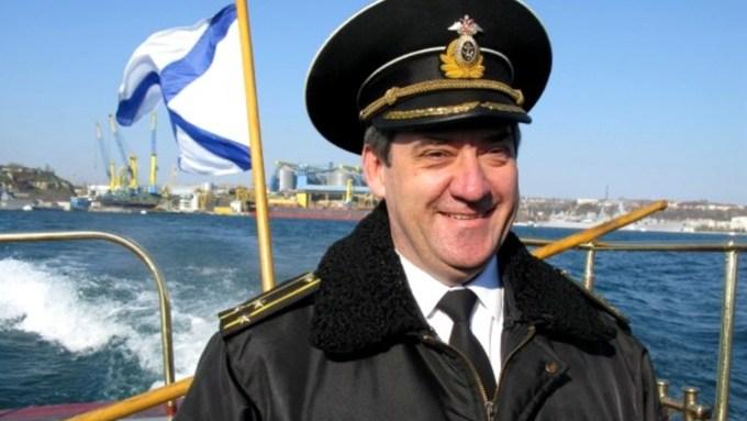 Обязанности представителя президента вАлтайском крае возложены наконтр-адмирала запаса