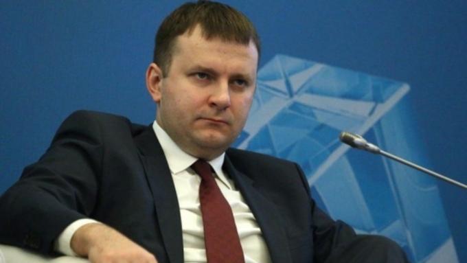 Максим Орешкин проинформировал Владимиру Путину отренде надедолларизацию