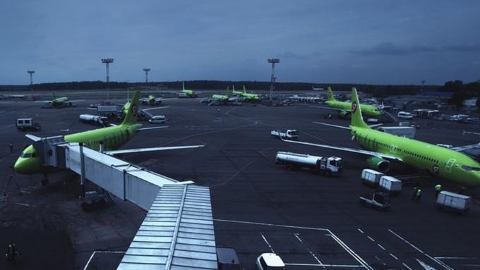 Буйный пассажир посадил самолет S7 вПерми