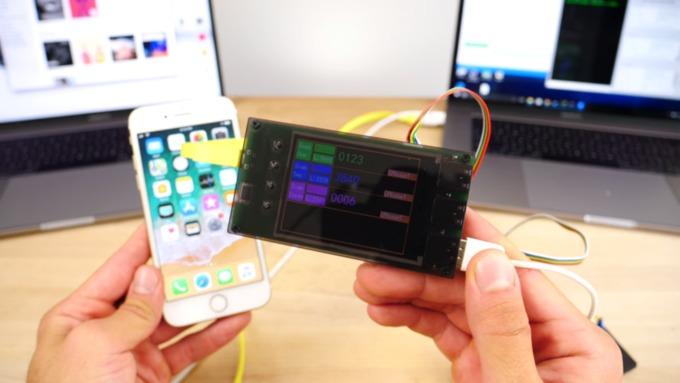 Китайские хакеры разработали простой способ взлома iPhone