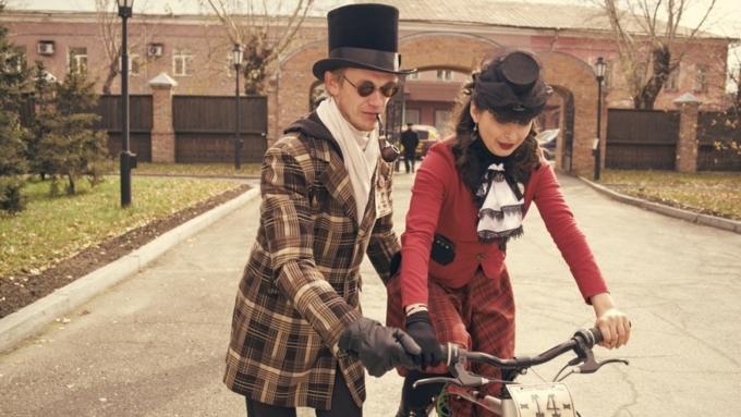 Барнаульцев игостей города приглашают на«Осенний ретро велопробег»