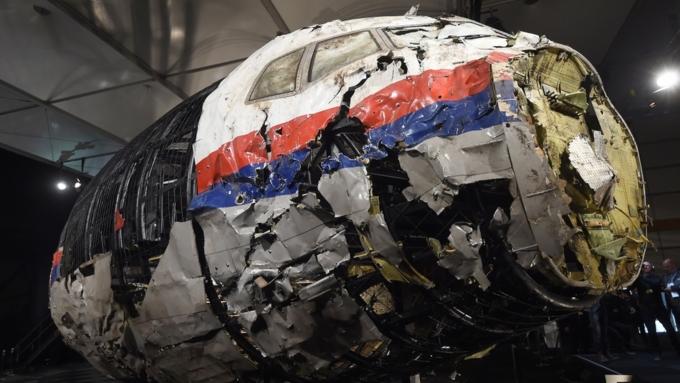 Международные следователи получили отРФ дополнительные данные окрушении MH17
