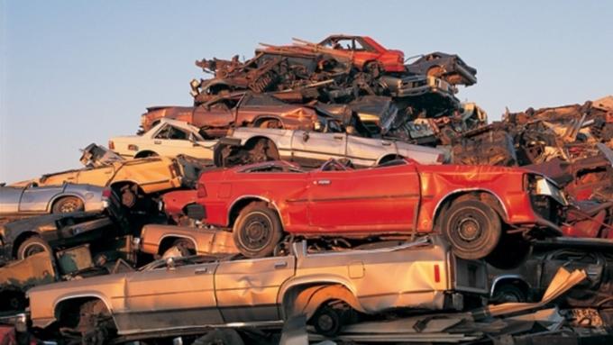 Сдать машину в металлолом цена в Захарово вывоз лома металлолома в Дедовск