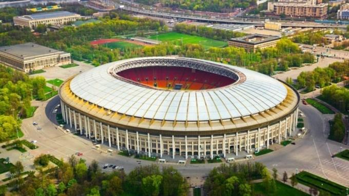 Реконструкция стадиона «Лужники» обошлась в24 млрд руб.