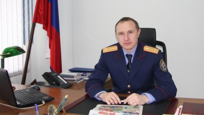 Путин назначил нового руководителя Западно-Сибирского следственного управления натранспортеСК РФ