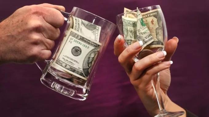 В Российской Федерации увеличились цены на спирт