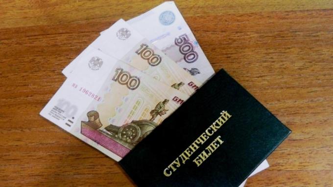Все русские университеты с1сентября поднимут стипендии