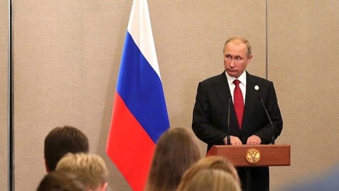 Путин задумался овыдвижении навыборы президента от«Единой России»