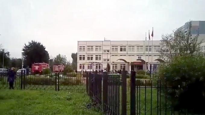 Следствие начало проверку охранников школы вИвантеевке