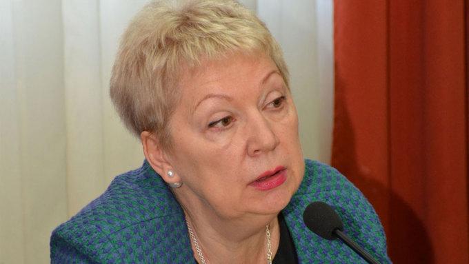 Ольга Васильева сообщила онеобходимости поменять методику обучения зарубежному языку вшколе