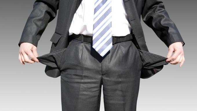 Риск банкротства возрастает пропорционально увеличению числа действующих кредитов у заемщика