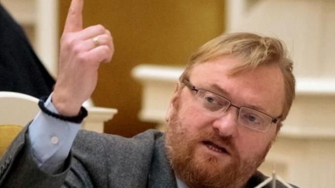 Милонов желает подвергать наказанию за липовые новости