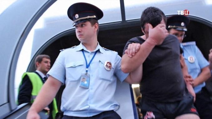 Минтранс планирует поднять штрафы для авиадебоширов до 50 000 руб.