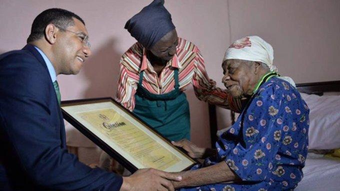 Старейшая жительница Земли скончалась ввозрасте 117 лет