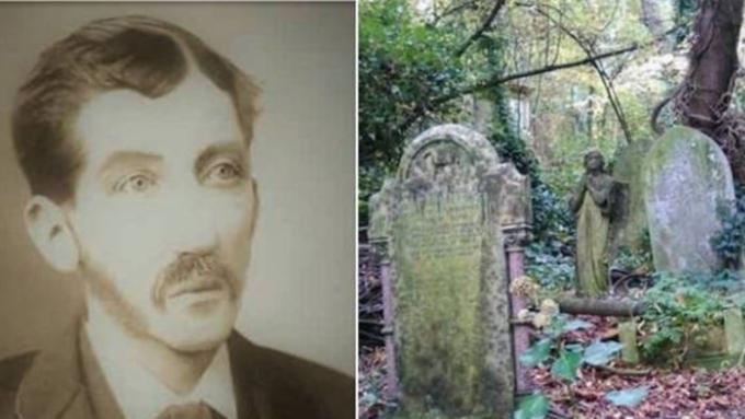 СМИ назвали место, где находится могила предполагаемого Джека-потрошителя