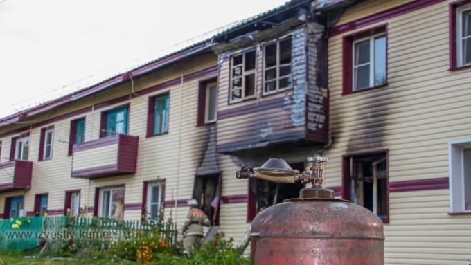 Двое из 5-ти пострадавших при взрыве газа наАлтае скончались в клинике