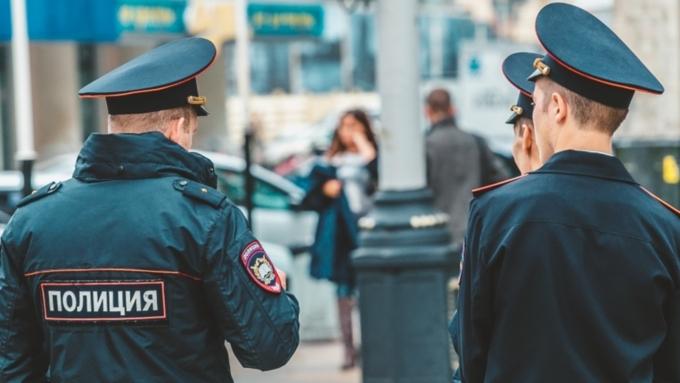 Порядка 10 человек задержали околоТЦ «Москва»