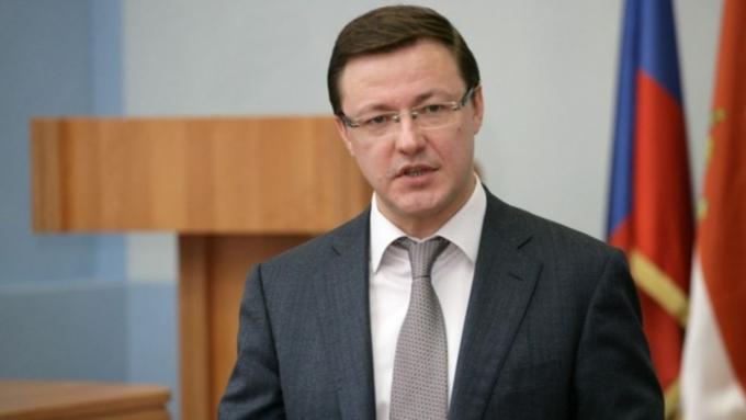 Президент Российской Федерации принял отставку губернатора Самарской области Николая Меркушкина
