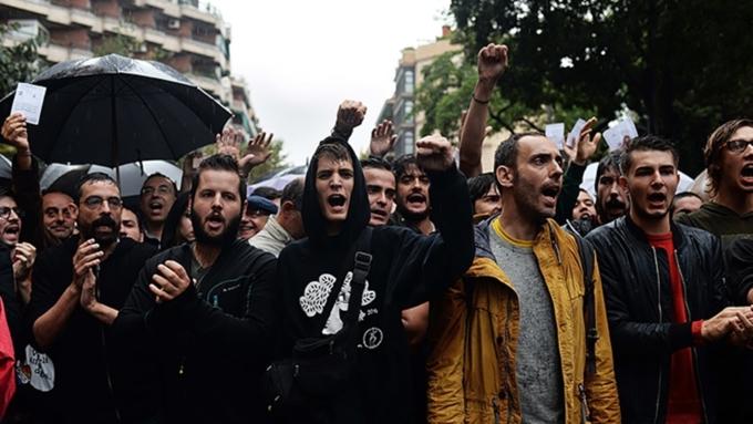 Руководитель Каталонии впечатлен реакцией жителей нареферендум— Легитимность и преимущество