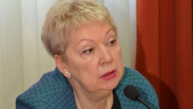 Васильева рассказала об отсутствии плагиата в диссертации Мединского Васильева уверена что в диссертации Мединского нет плагиата