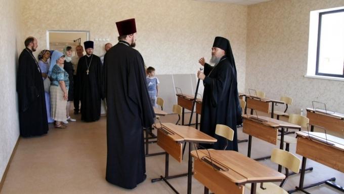 В столице России учительница вправославной школе укусила ребенка