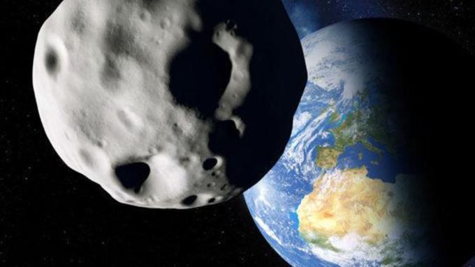 Астероид 2012 ТС4 столкнется сЗемлей— Ученые