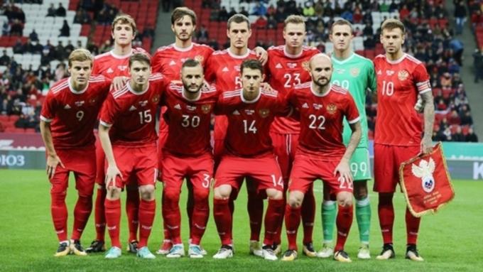 Сборная Российской Федерации 23марта в столицеРФ сыграет сБразилией