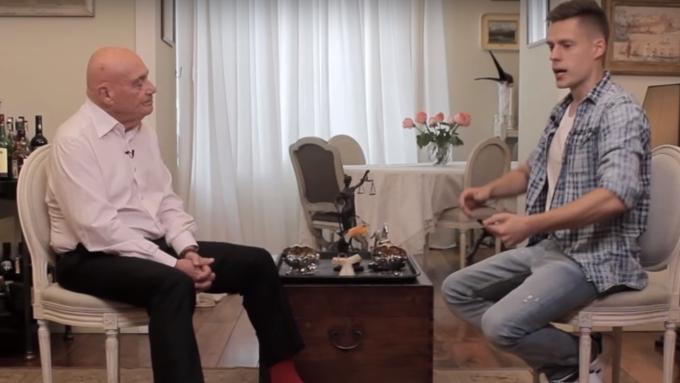 Песков объявил, что Познер непросил разрешения взять интервью уХодорковского