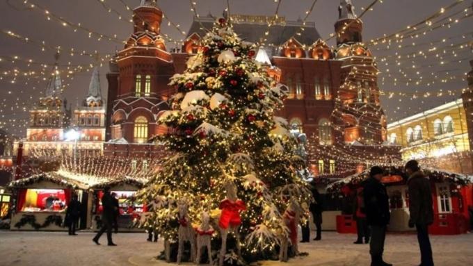 Ростуризм выяснил, где россияне проведут новогодние каникулы