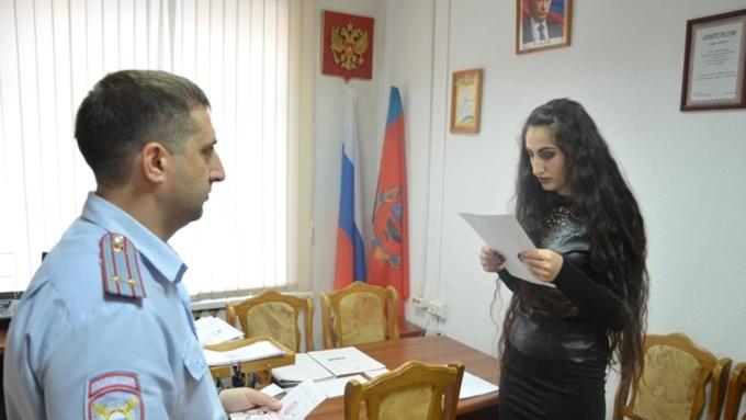 ВСаракташском районе заграничные жители, получившие российское гражданство, принесли присягу