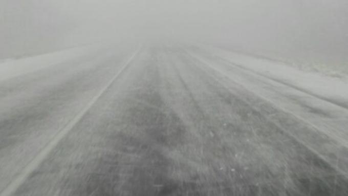 Завтра в Республики Беларусь предполагается мокрый снег— Зима недалеко
